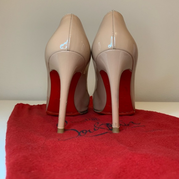 christian louboutin pigalle 100mm